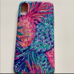 Lilly Pulitzer IPhone X Multi Gypset Paradise Case
